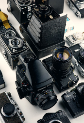 Professional videography equipment