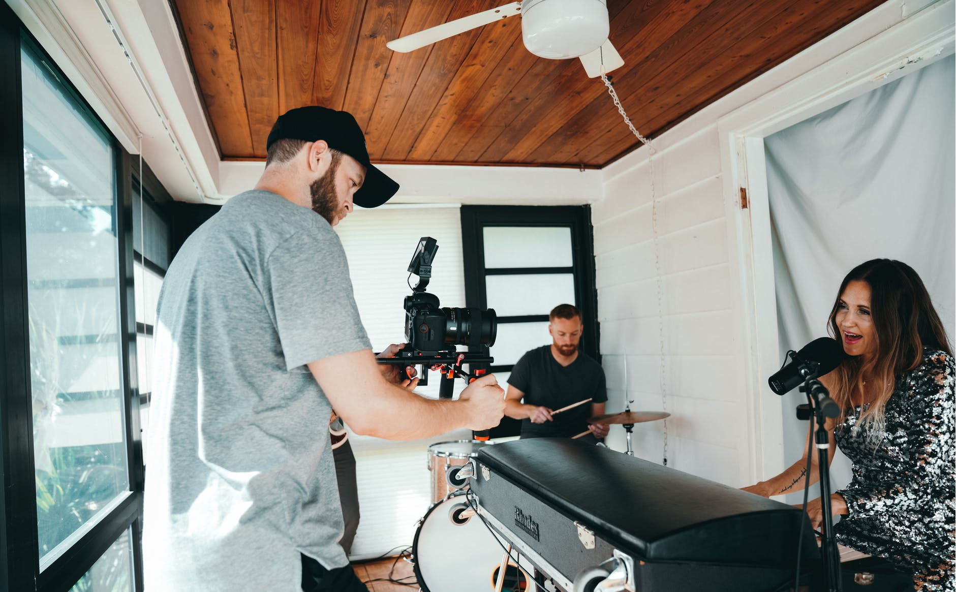 Video production in Charlotte